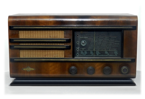 Radio transcontinental super